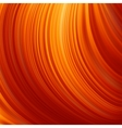 fire flow background vector image