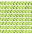 green diagonal wheat seamless pattern vector image