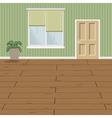 wood floor vector image