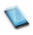 Smartphone Ui Realistic vector image