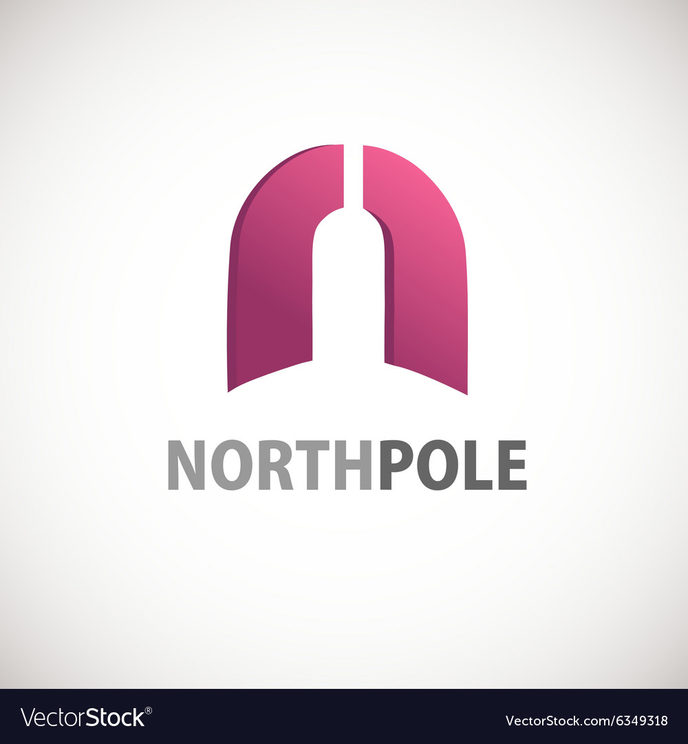 Letter n logo icon design template vector