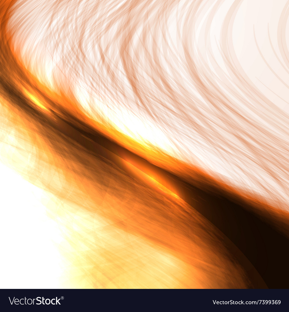 Abstract fire flames vector