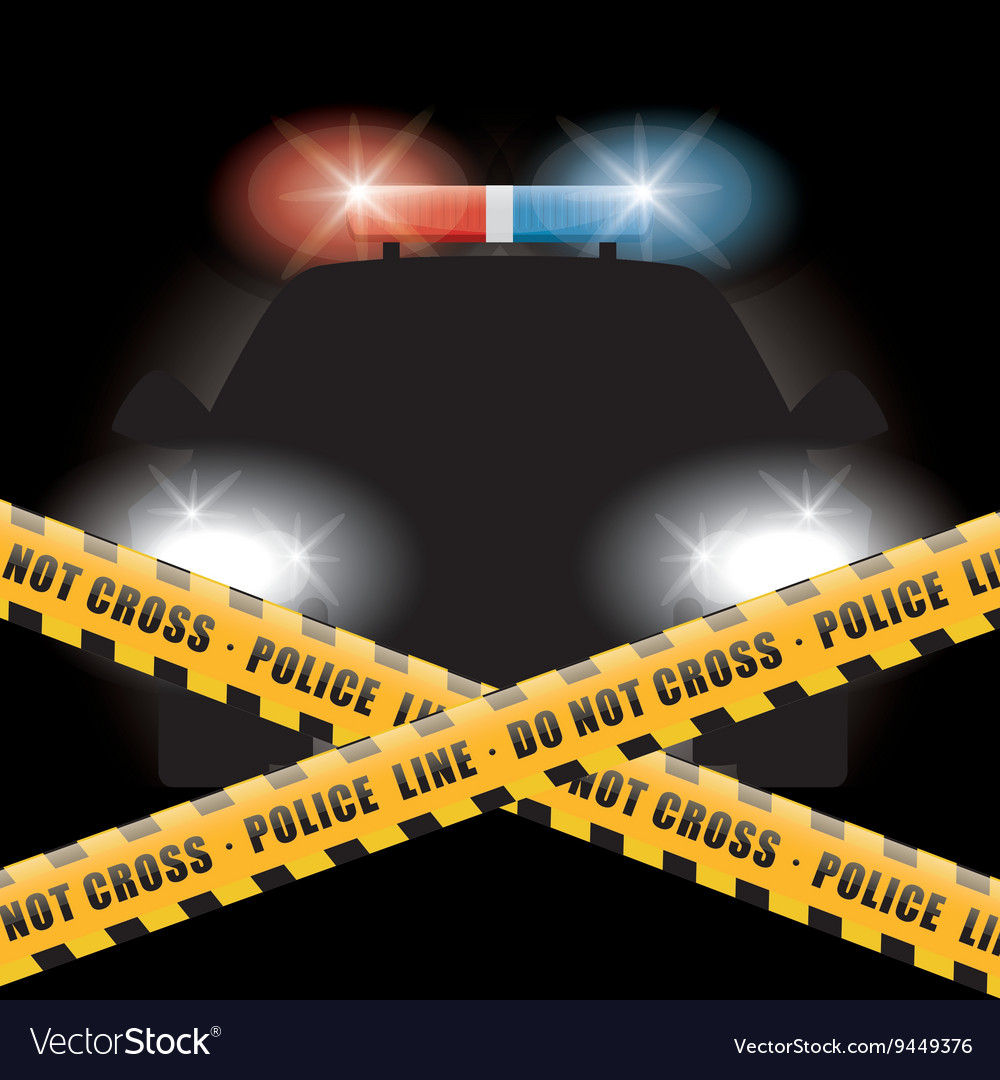 Police design illuistration vector