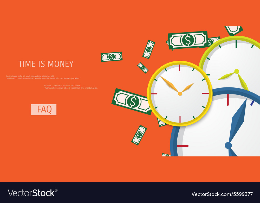 Business concept for online internet banking vector