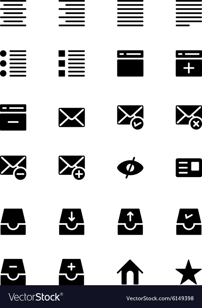 Universal web and mobile icons 7 vector