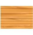 Wooden background with oak texture vector image vector image