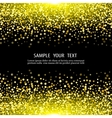Glitter texture Trendy modern vector image