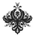 Damask Ornament vector image