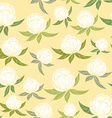 Spring wildflowers seamless pattern vector image