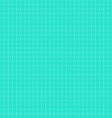 Geometric white-turquoise pattern or background vector image