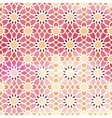 Arabic ornament seamless pattern vector image