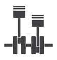 mechanical engineering icon vector image