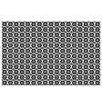 Flower pattern wallpaper vector image vector image