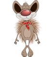 Small hedgehog Cartoon vector image vector image