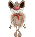 Small hedgehog Cartoon vector image