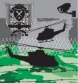 Armed forces vector image