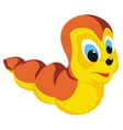 worm vector image
