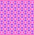 seamless pattern braid two ribbons vector image
