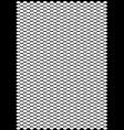 Mesh fencing vector image