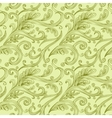 Seamless twirl Pattern vector image