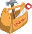 Tool Man vector image