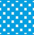 Studio backdrop pattern seamless blue vector image