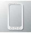 Design element Phone vector image