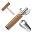 Set openers vector image