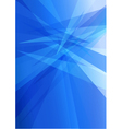 Absract Blue Background vector image vector image