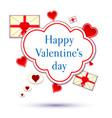 valentine vector image