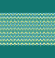 simple concept knitted seamless pattern vector image