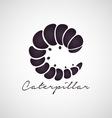 Caterpillar logo vector image