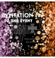 VIP party premium invitation vector image