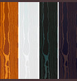 colored wood boards texture vector image vector image