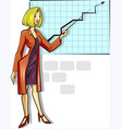 business women vector image vector image