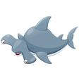Hammer shark vector image