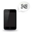 Smart Phone 3G vector image