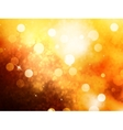 Elegant abstract background with bokeh EPS 10 vector image vector image