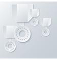 modern award light background vector image vector image