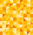 Yellow Seamless Pattern vector image vector image