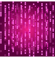 abstract matrix background vector image