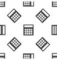 Calculator pattern vector image