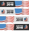 United States Election Vote banners vector image