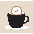 Coffee Time vector image