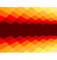 Decorative Geometric Pattern Background vector image