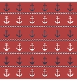 background with anchors vector image