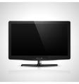 HD TV vector image