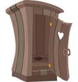 toilet WC vector image