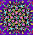 background with a pattern vector image