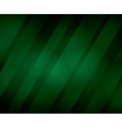 abstract background in green with light lines vector image